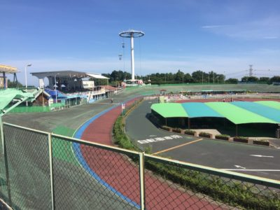 関西サイクルスポーツセンターへ行ってきました